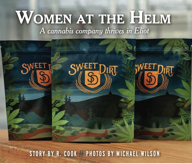Women at the Helm: A Cannabis Company Thrives in Eliot